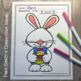 Easter Coloring Pages and Spring Coloring Pages Bundle