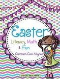 Easter and Spring Literacy, Math, and FUN 140+ pages