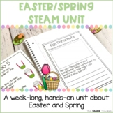 Easter and Spring STEAM Unit | Science Centers for Primary Grades