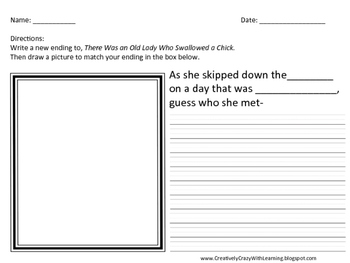 Easter and Spring Themed Mentor Text Lesson Plans