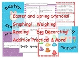 Easter  and/or Spring Stations