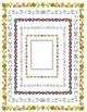 Easter borders frames and clip art