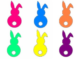 Easter bunny colour match