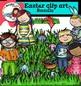 Easter clip art bundle- 42 items!!