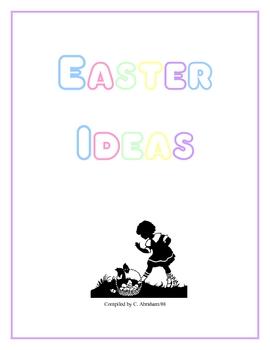 Easter curriculum ideas