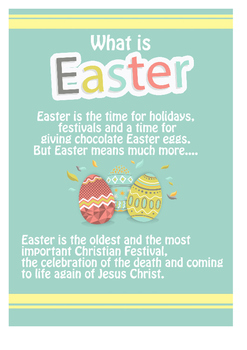 Easter day.