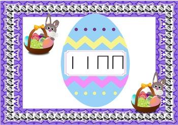 Easter egg: clap the rhythm