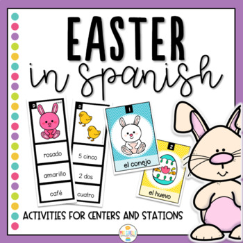 Easter in Spanish Centers and Stations - Las Pascuas