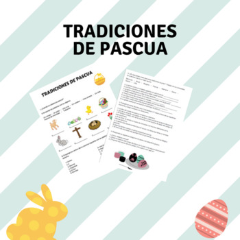 Easter in Spanish /Pascua