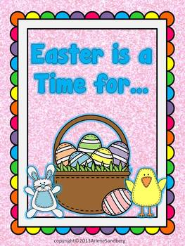 Easter is a Time for ...