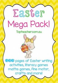 Easter mega pack