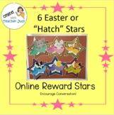 Easter or Hatch Reward Stars - VIPKID, GOGOKID