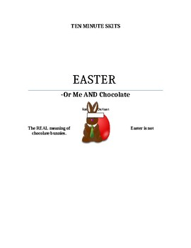 Easter-or Me and Chocolate
