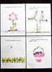 Easter or Spring Egg Hunt Pattern Block Designs Book