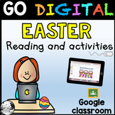 Easter reading and activities for Google Classroom - Dista