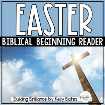 Easter {religious} Emergent Reader