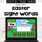 Easter Sight Words for Google Slides™