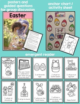 Easter, spring, bunny