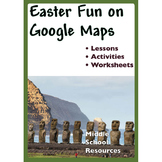 Easter with Google Maps**NOT JUST FOR EASTER**