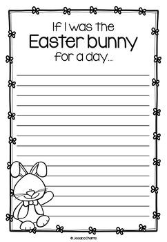 Easter Writing BUNDLE