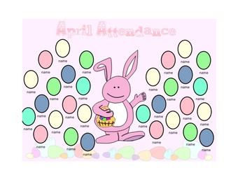 Easter/April Attendance
