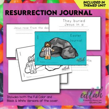 Easter/Resurrection Printable Journal