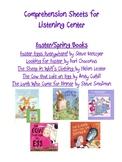 Easter/Spring Comprehension Sheets for Listening Center