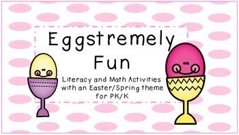 Spring Unit-Eggstremely Fun