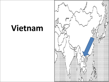 Eastern Asia Geography Flashcards!