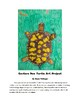 Eastern Box Turtle Art Project