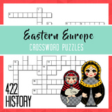 Eastern Europe Crossword Puzzles
