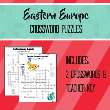 Eastern Europe Crossword Puzzles