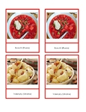 Eastern Europe Food Cards
