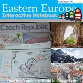 Eastern Europe Interactive Notebook