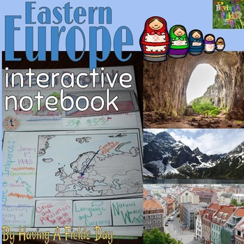 Eastern Europe Interactive Notebook