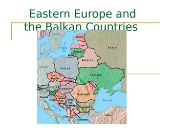 Eastern Europe Powerpoint