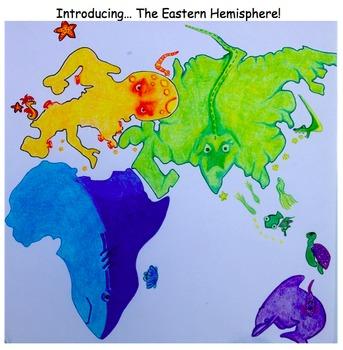 Introducing the Eastern Hemisphere!