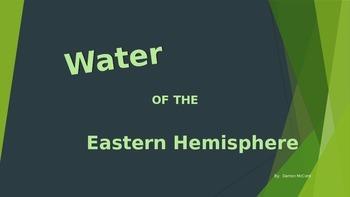 Eastern Hemisphere - Water