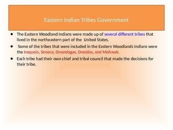 Eastern Woodland Indians