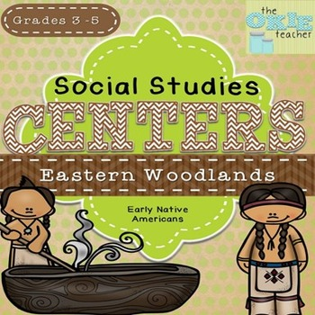 Eastern Woodlands: Early Native Americans