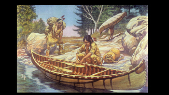 Eastern Woodlands Powerpoint / Aboriginal First Nations Native Studies
