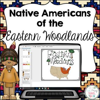 Digital Native Americans of the Eastern Woodlands