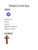 Eastern and Southern Asia Religion Grab Bag