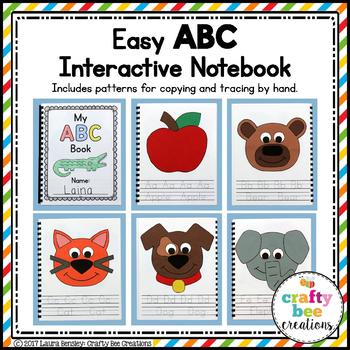 Easy ABC Interactive Notebook
