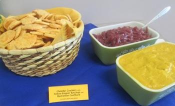 Easy Addictive Cheddar Crackers Recipe: Measurement, Cooking, Culinary, FACS