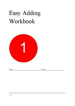 Easy Adding Workbook 1 (90% OFF)