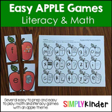 Easy Apple Centers
