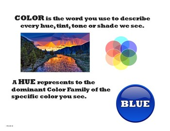Easy Art Project: Color Exploration