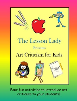 Easy Art Criticism for Kids
