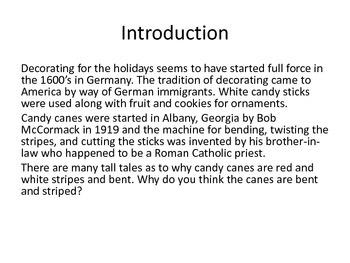Easy Holiday Candy Cane Beading